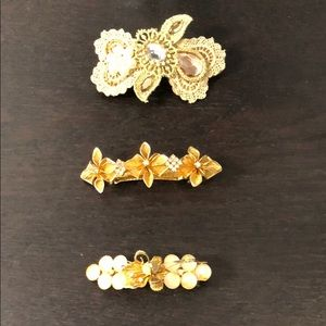 No Brands / Hair accessories set of 3